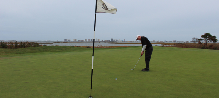 Ocean City (1) : du golf de qualité