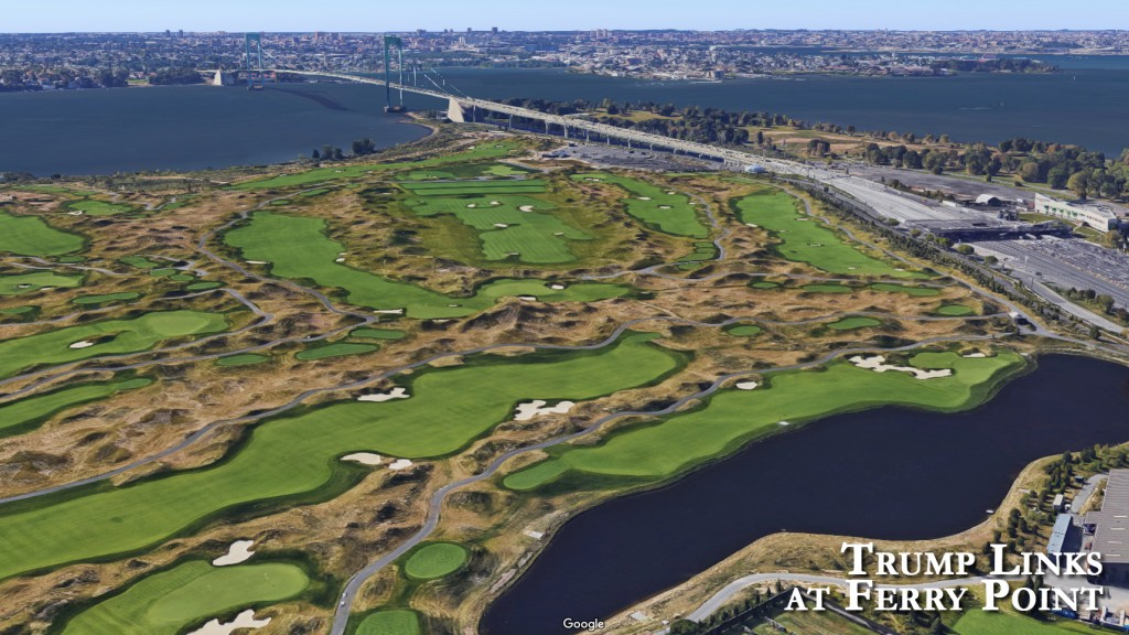Trump Links at Ferry Point