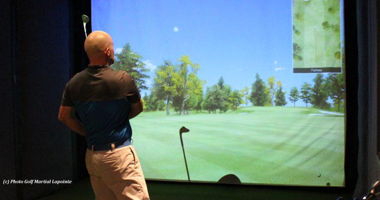 Centres de golf intérieur: le ras-le-bol total!